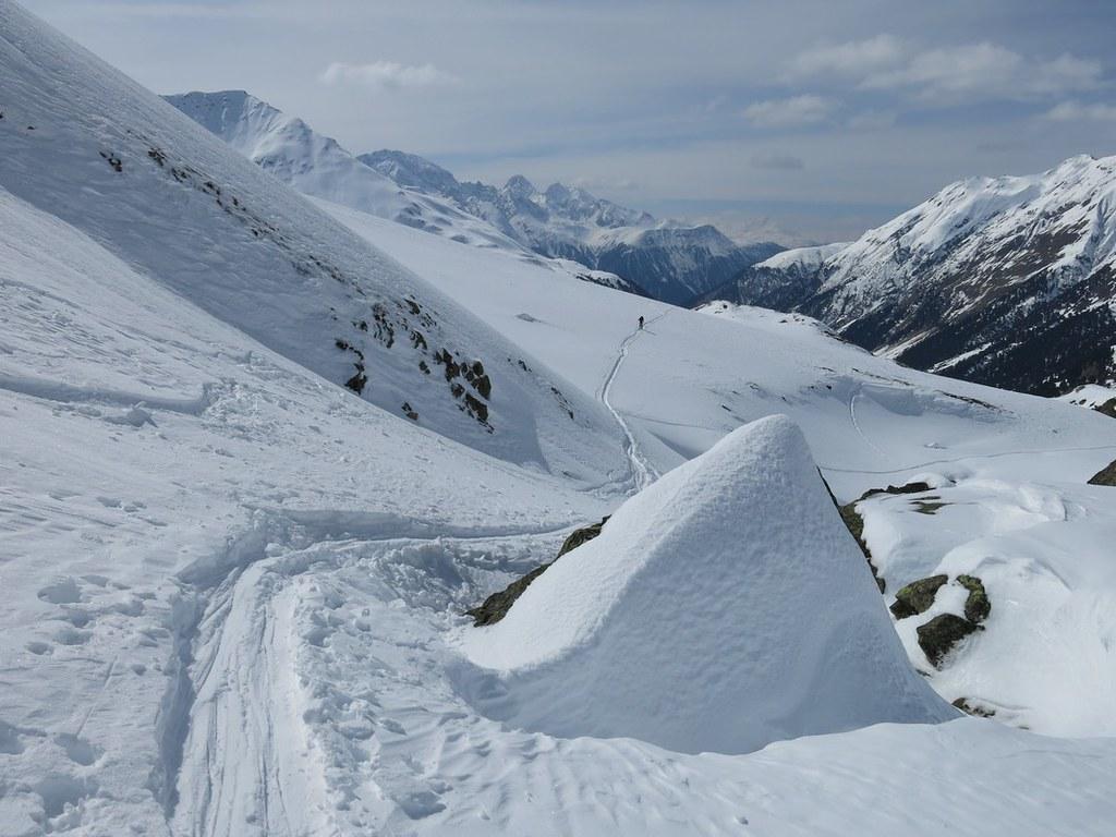Keschhütte / Chamanna digl Kesch Albula Alpen Švýcarsko foto 18