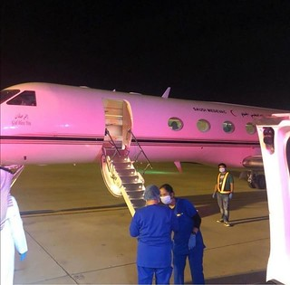 5624 Health Ministry sends a private plane for child's hospital appointment 02 | by Life in Saudi Arabia