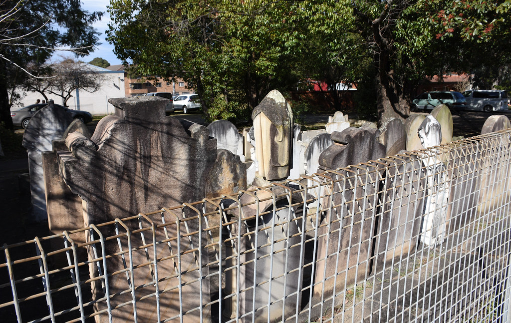 St James Anglican Church Cemetery, Smithfield, 30-07-2017