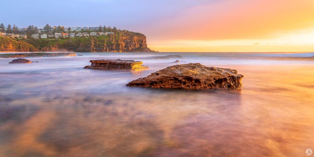 Bilgola Headland - NSW
