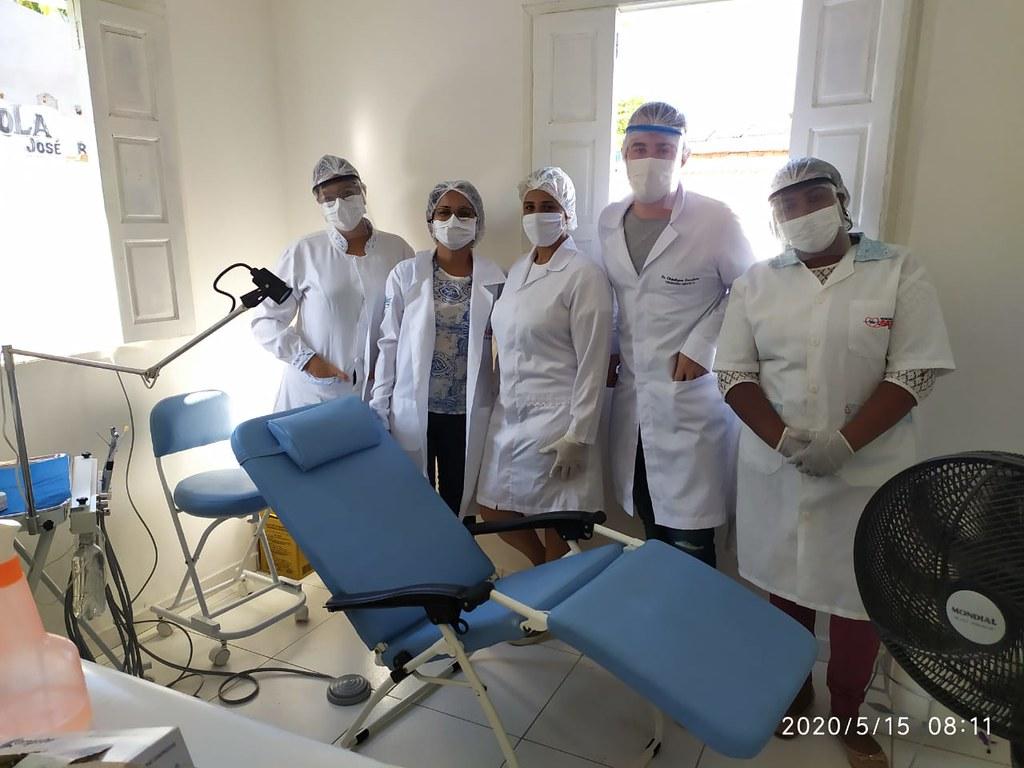 Projeto Saude Bucal do municipio de Caravelas (atendimentos em Taquari e Nova Esperanca) (5)