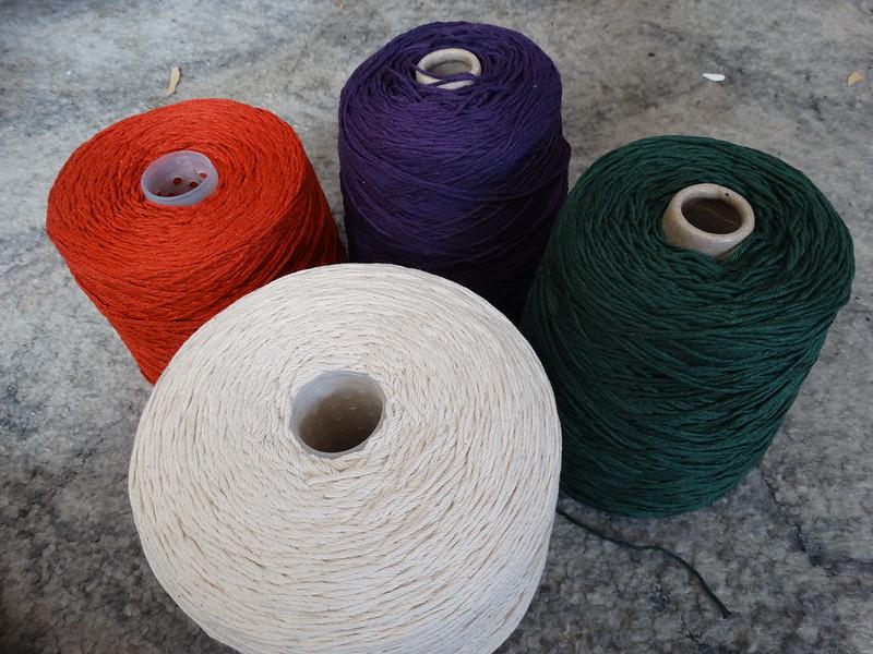 DK Cotton Weaving Yarns