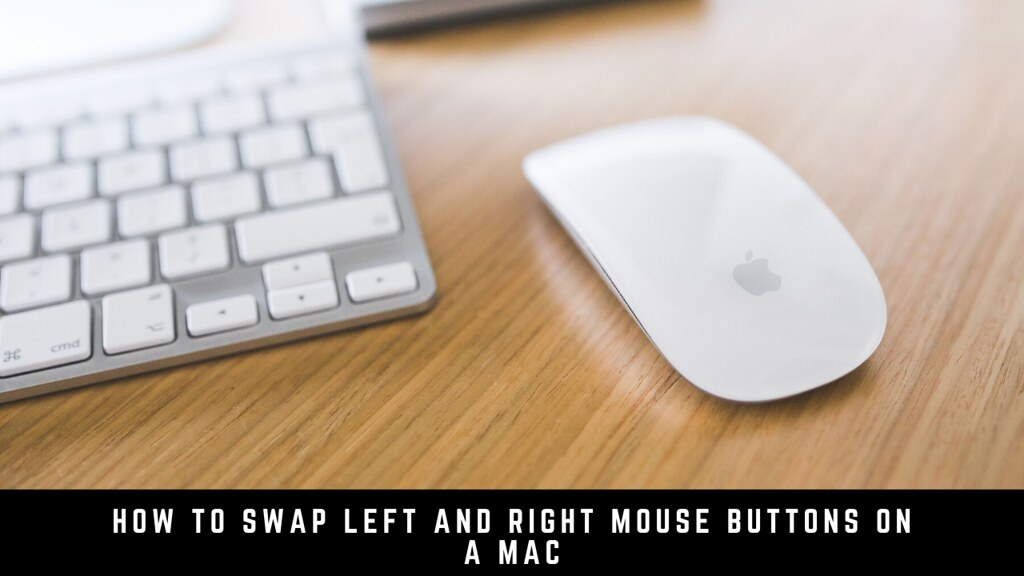 How to Swap Left and Right Mouse Buttons on a Mac