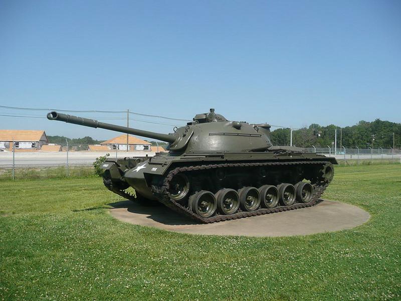 M48A2C Patton 48 1