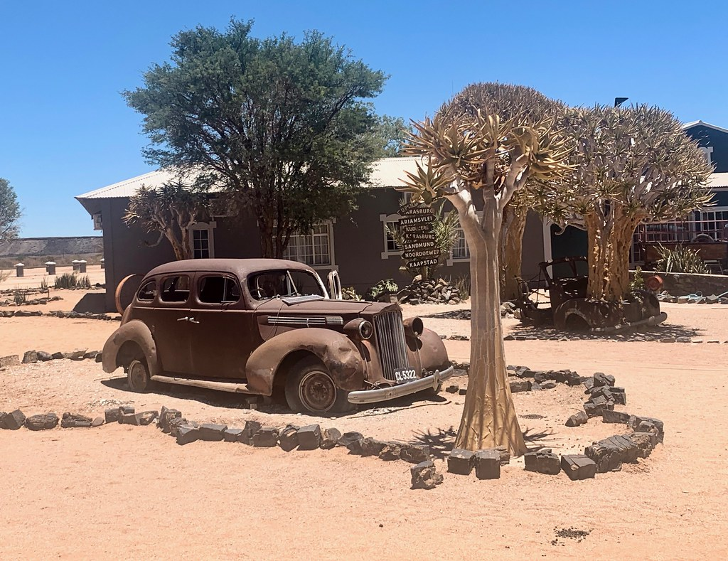 Дорогами Намибии. Заправки и прочие придорожности. IMG_3060