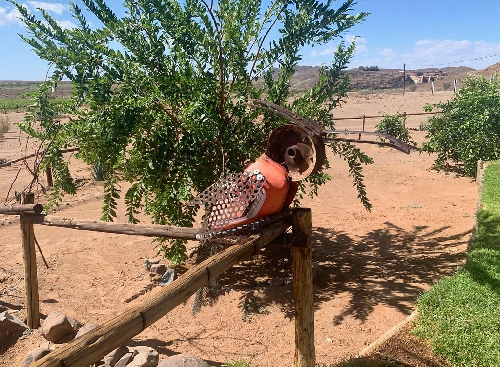 Дорогами Намибии. Заправки и прочие придорожности. IMG_2849