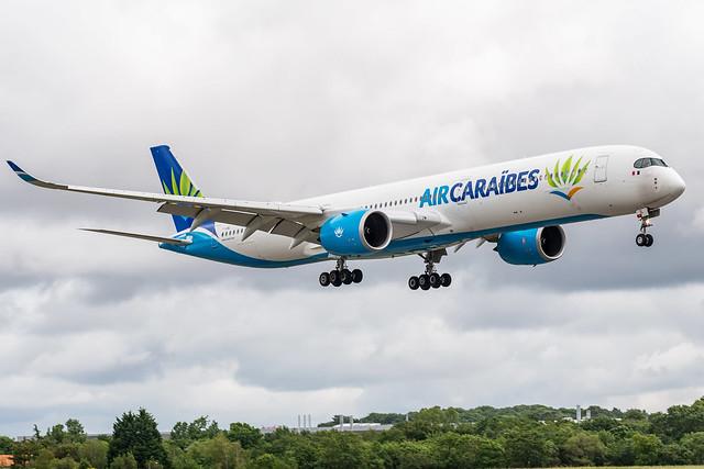 Air Caraibes / A35K / F-HMIL / LFRS 21