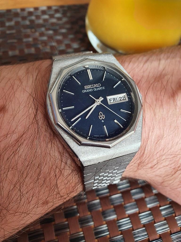 1975 Grand Seiko