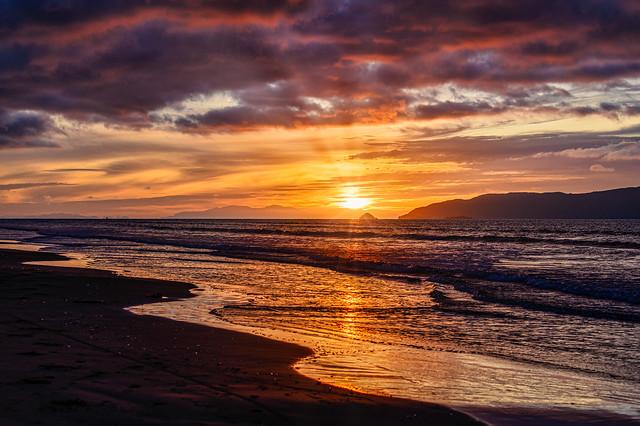 Another Waikanae Beach Sunset