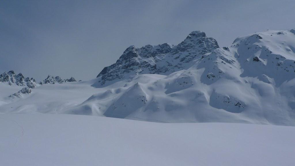 Keschhütte / Chamanna digl Kesch Albula Alpen Švýcarsko foto 19
