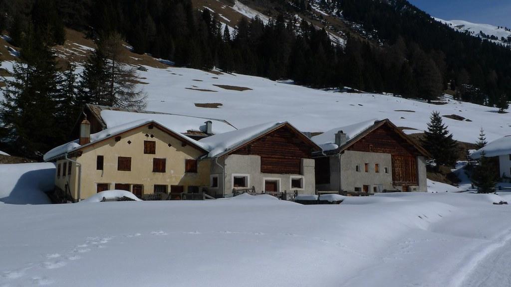 Keschhütte / Chamanna digl Kesch Albula Alpen Švýcarsko foto 13