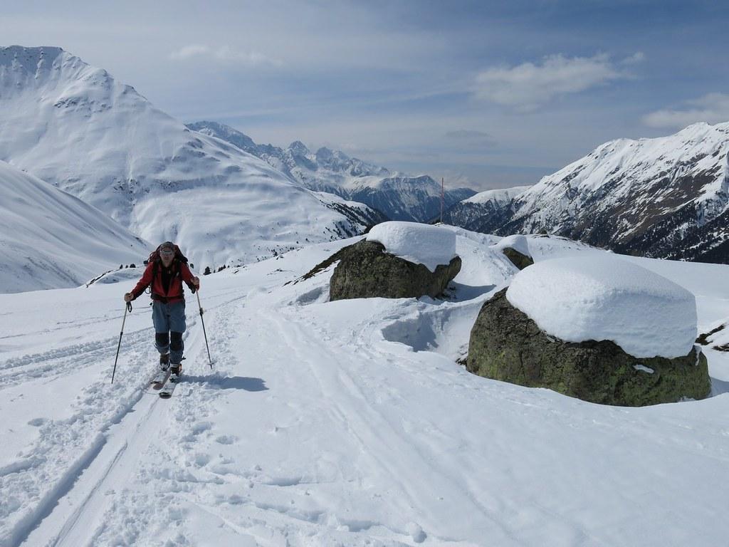 Keschhütte / Chamanna digl Kesch Albula Alpen Švýcarsko foto 17