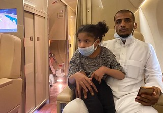 5624 Health Ministry sends a private plane for child's hospital appointment 01 | by Life in Saudi Arabia