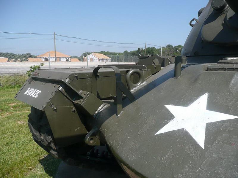 M48A2C Patton 48 4