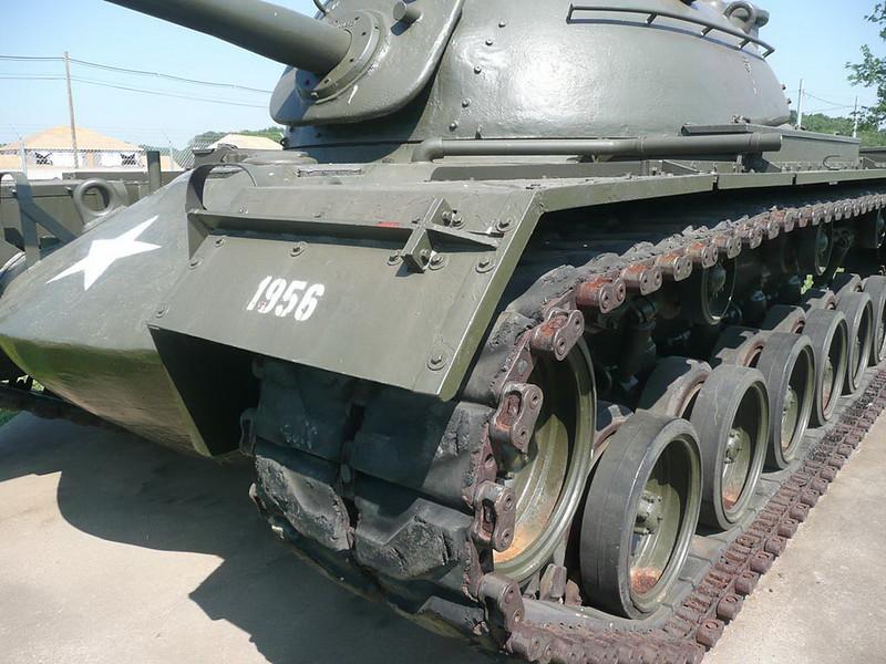 M48A2C Patton 48 2