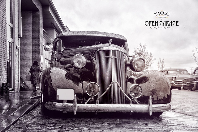 Open Garage by The Polished Pistons CC