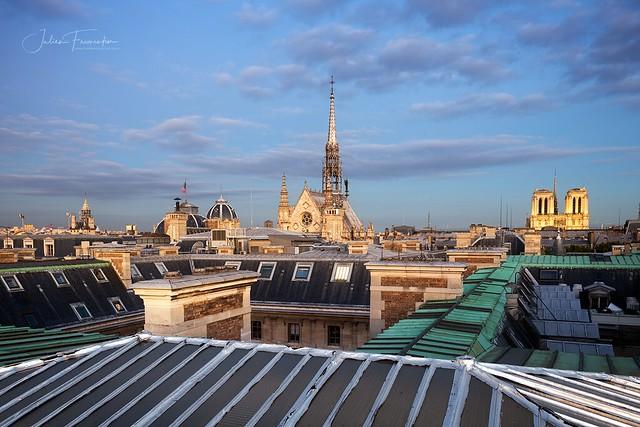 Toit Parisien