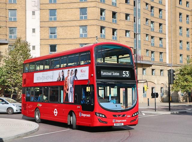 Stagecoach London - 13014 - BN14WAE