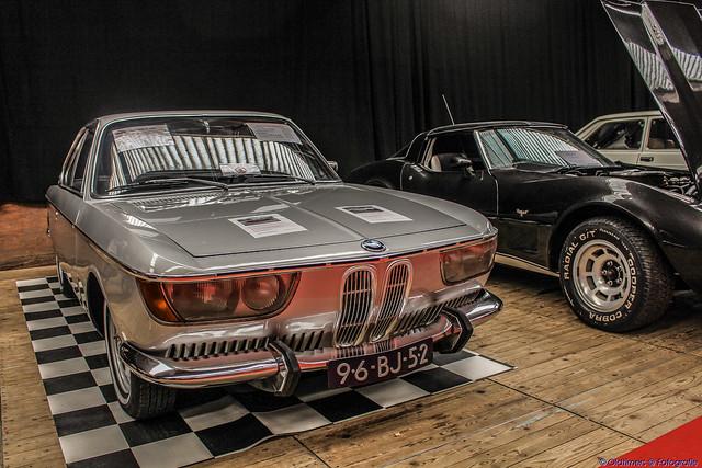 1968 BMW 2000 CS - 96-BJ-52