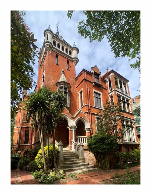 McGill in Hampstead ? …