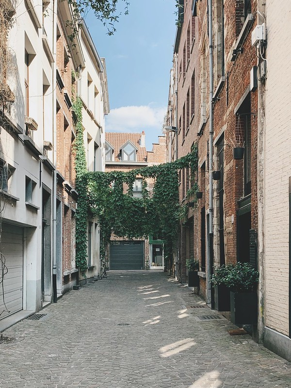 Moriaanstraat (Amberes)