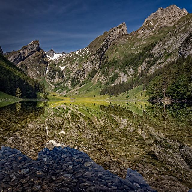 Seealpsee - Switzerland