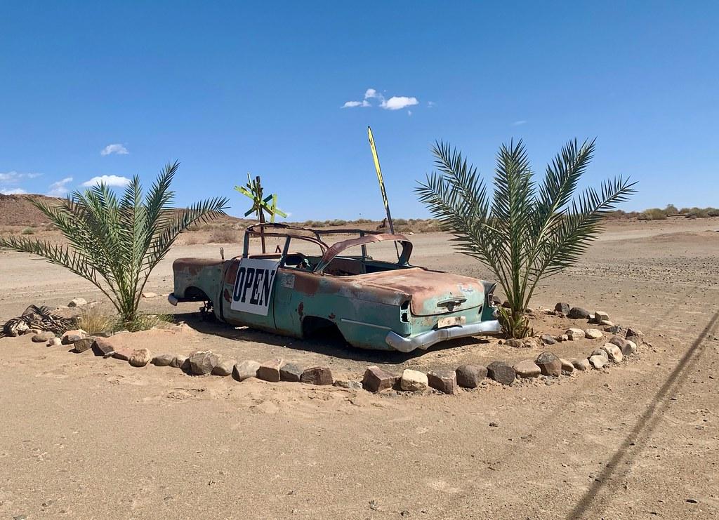 Дорогами Намибии. Заправки и прочие придорожности. IMG_2850