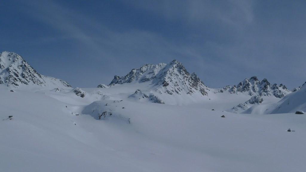 Keschhütte / Chamanna digl Kesch Albula Alpen Švýcarsko foto 15