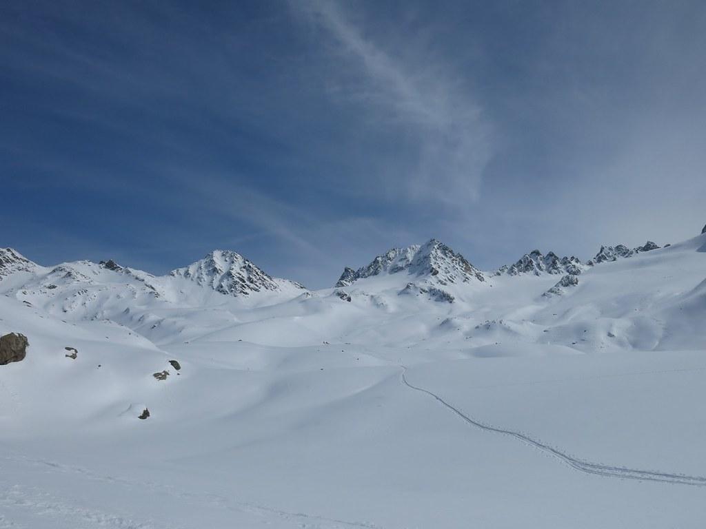 Keschhütte / Chamanna digl Kesch Albula Alpen Švýcarsko foto 20