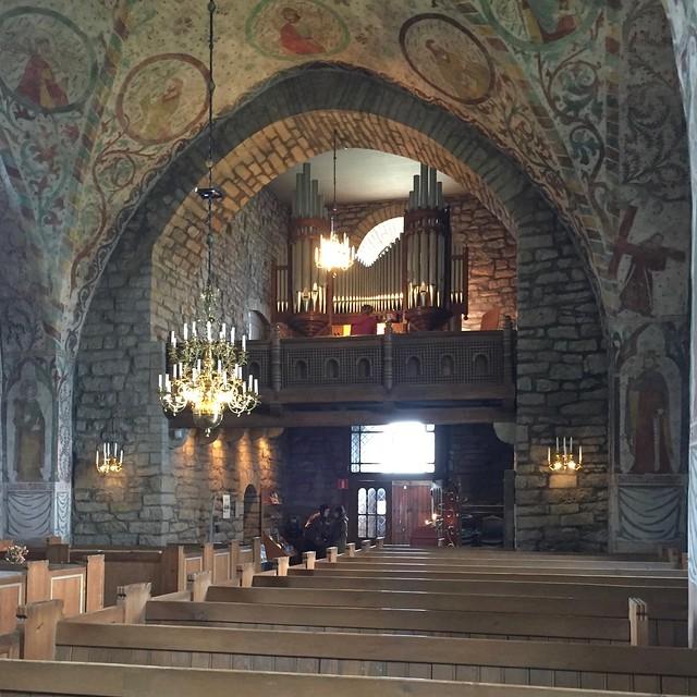 Husaby Church IV