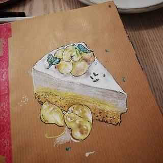 Flügel Lychee Summer Cake Taipei