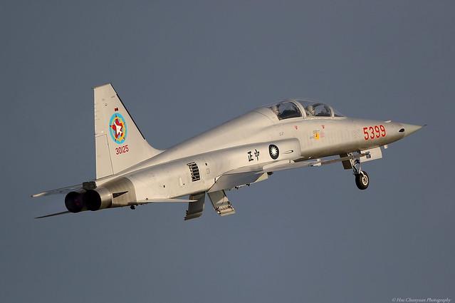 ROCAF F-5F 5399