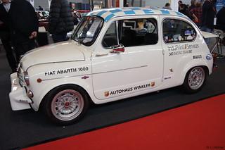 1963 Fiat Abarth 1000 TC _c