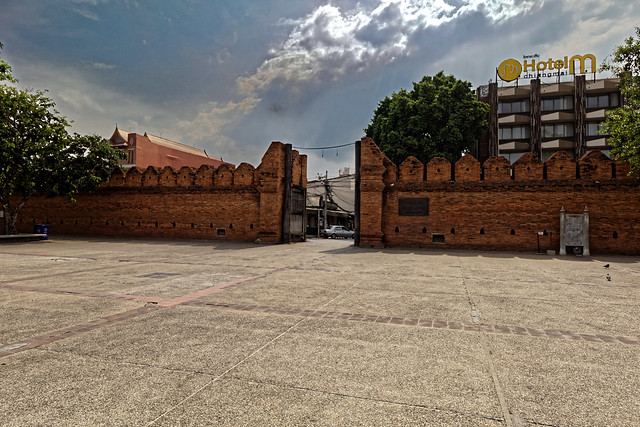 Old Chiang Mai Gates