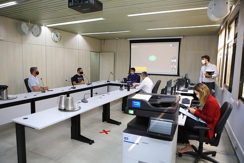 1ª Reunião - Comissão Especial de Estudo: Enfrentamento da Covid-19