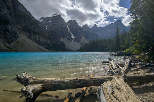 Moraine Lake | by milton sun