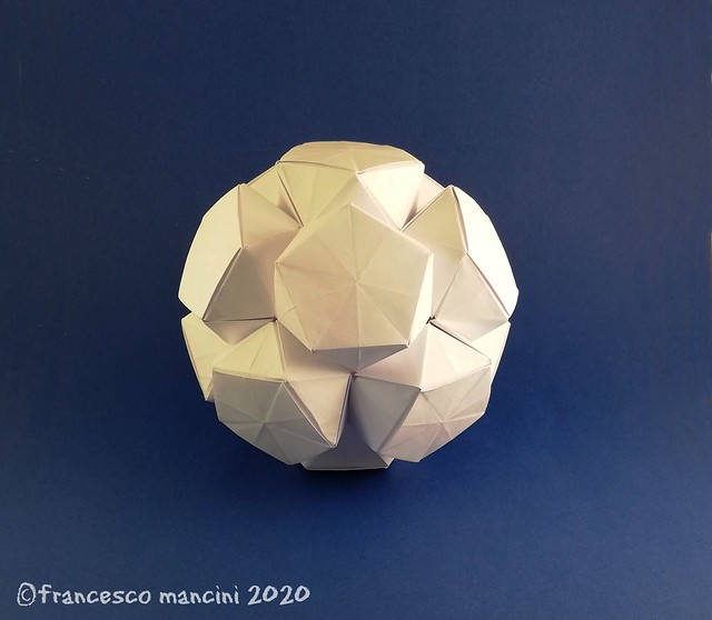 Blades Anti-dodecahedron