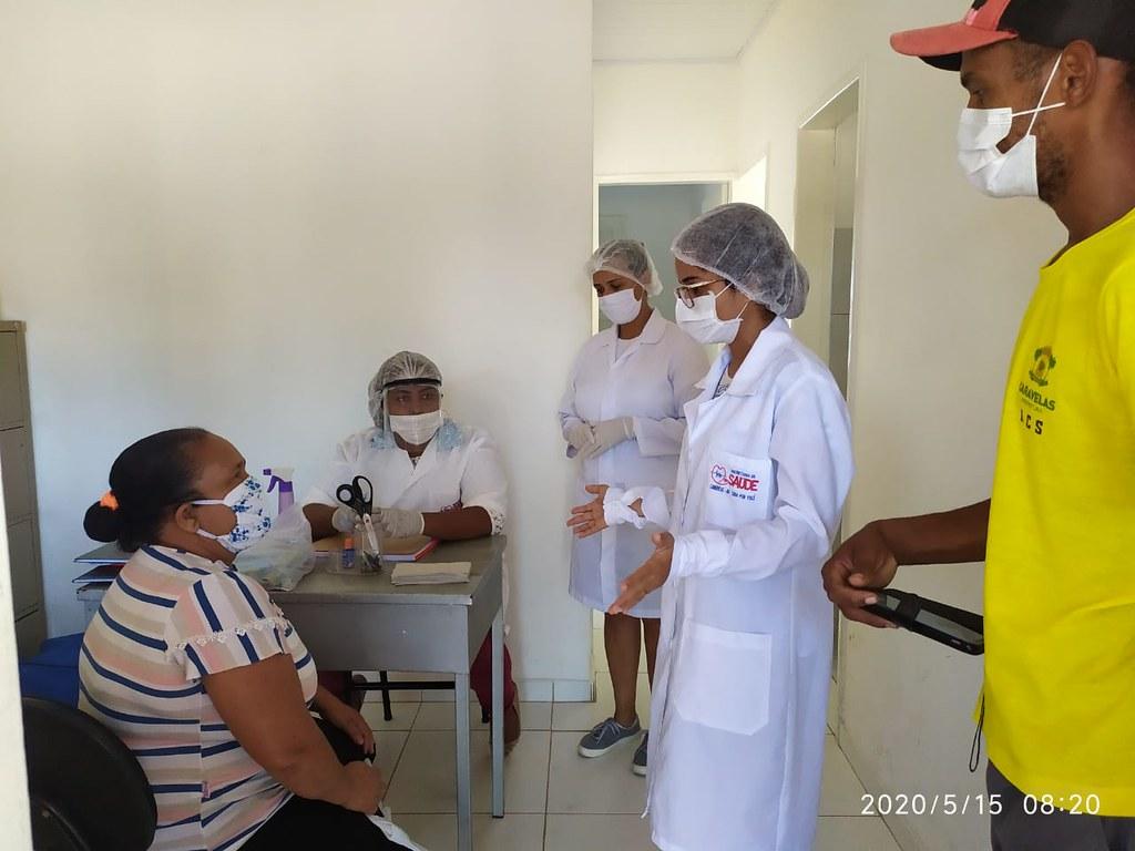 Projeto Saude Bucal do municipio de Caravelas (atendimentos em Taquari e Nova Esperanca) (2)