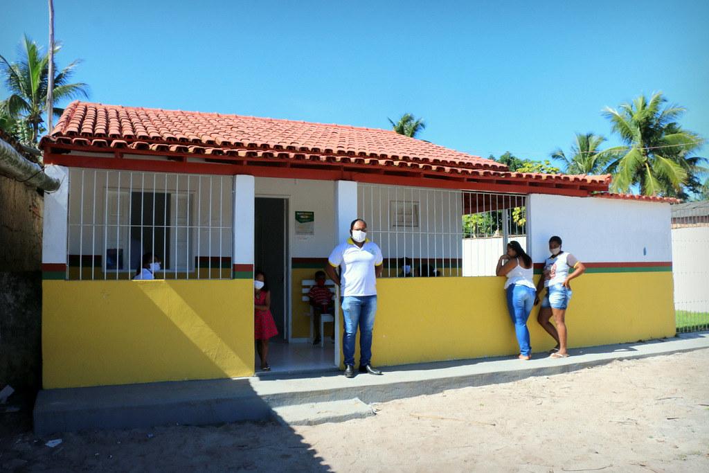 Projeto Saude Bucal do municipio de Caravelas (atendimentos em Taquari e Nova Esperanca) (1)