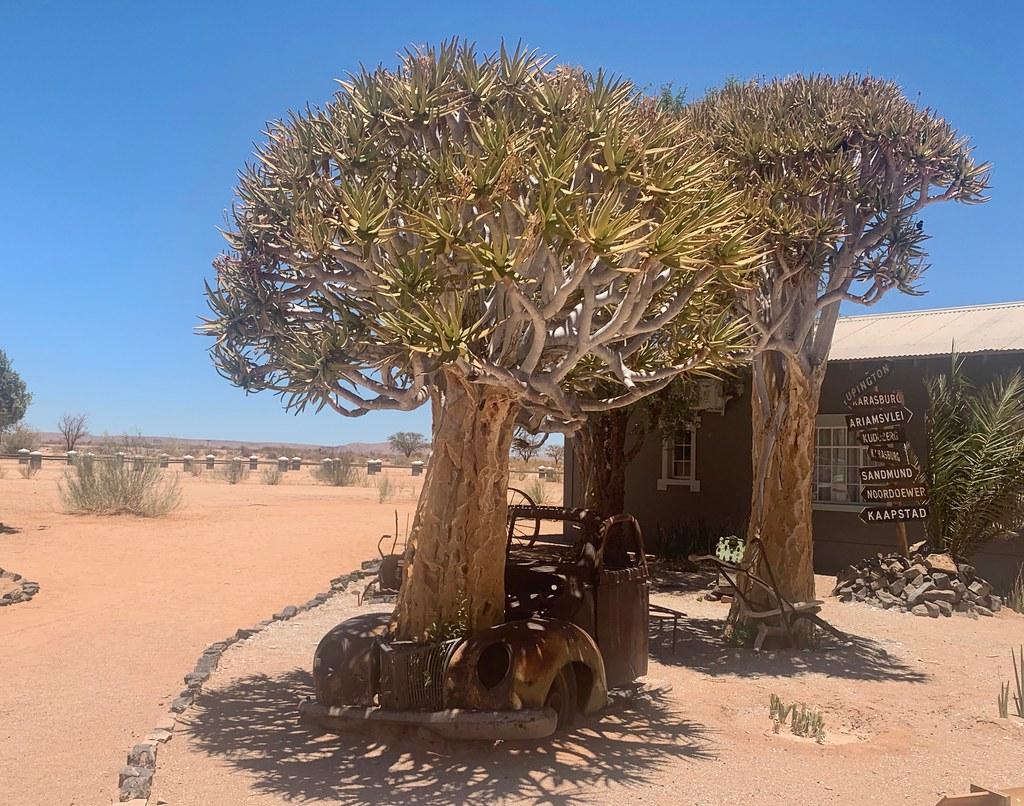 Дорогами Намибии. Заправки и прочие придорожности. IMG_3062