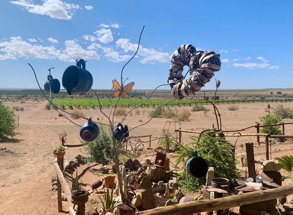 Дорогами Намибии. Заправки и прочие придорожности. IMG_2848