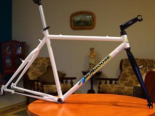 Restored 1989 Mongoose Iboc Pro