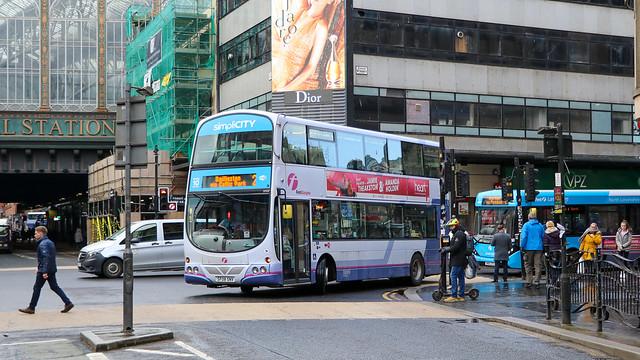 37537 SF08SNV First Glasgow