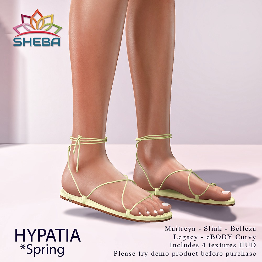 [Sheba] Hypatia @Fly Buy Friday