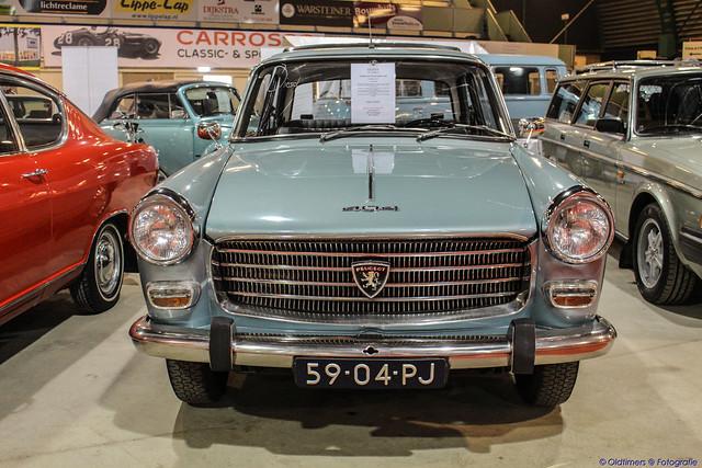 1970 Peugeot 404 D - 59-04-PJ
