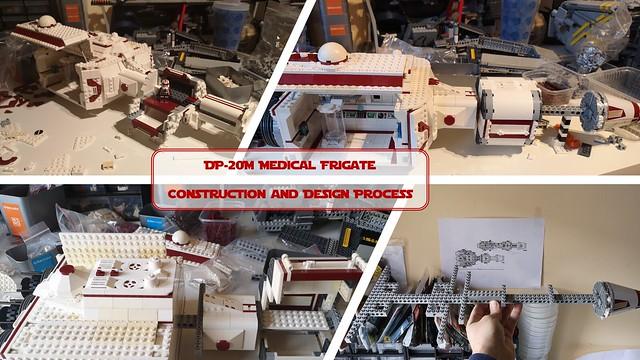 DP20 construction process