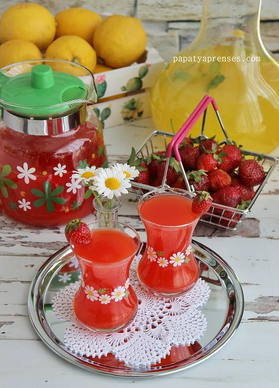 çilekli limonata (1)