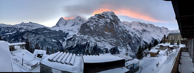 View from Murren
