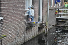 Nederland,The Netherlands,Holland,Pays-Bas,L'Hollande,Holanda,Paises Bajos,Noord-Brabant,Moerdijk,Willemstad,El Dia de la Reina. 30-04-2012,