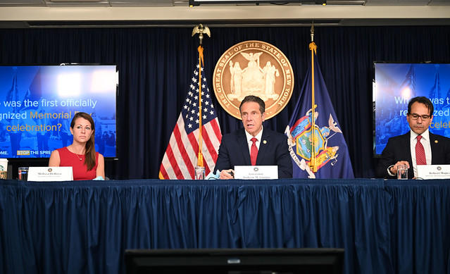Amid Ongoing COVID-19 Pandemic, Governor Cuomo Launches $100 Million New York Forward Loan Fund to Help Small Businesses